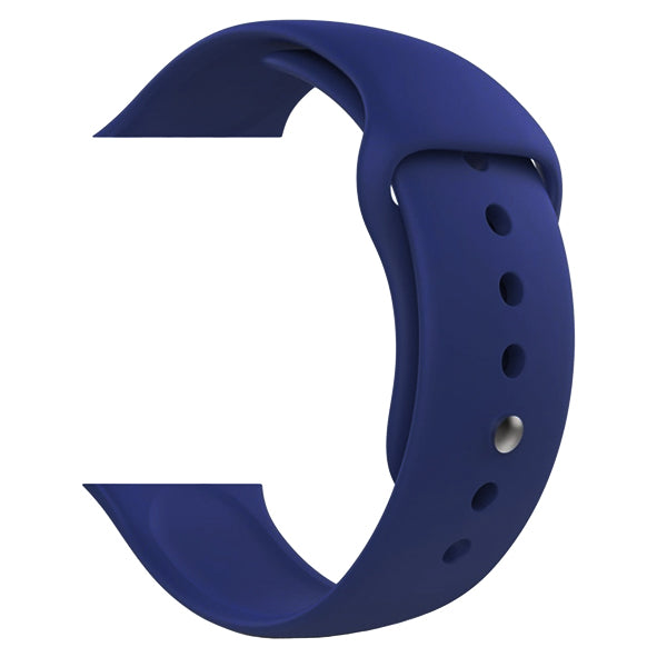 Soft Sport Silicone Strap Band for Apple Watch Series 4/3/2/1