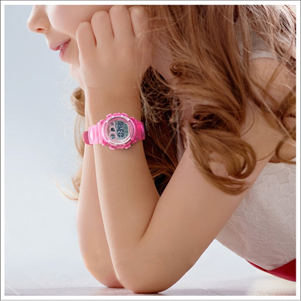 SKMEI Kids Digital Watch, 50M Waterproof, Sports, Model, all SKUs