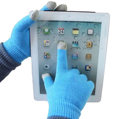 Unisex Touch Gloves for Smartphones and Tablets - Gifts Are Blue - 6