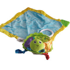 Baby Turtle Appease Cloth / Mini Blanky for Infants