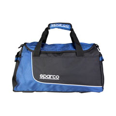 Sparco Blue Gym and Travel Bag - S6_BLU, Front, Blue