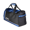 Sparco Blue Gym and Travel Bag - S6_BLU, Sideview, Blue