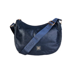 Laura Biagiotti Dark Blue Crossbody Bag - LB17W100-33