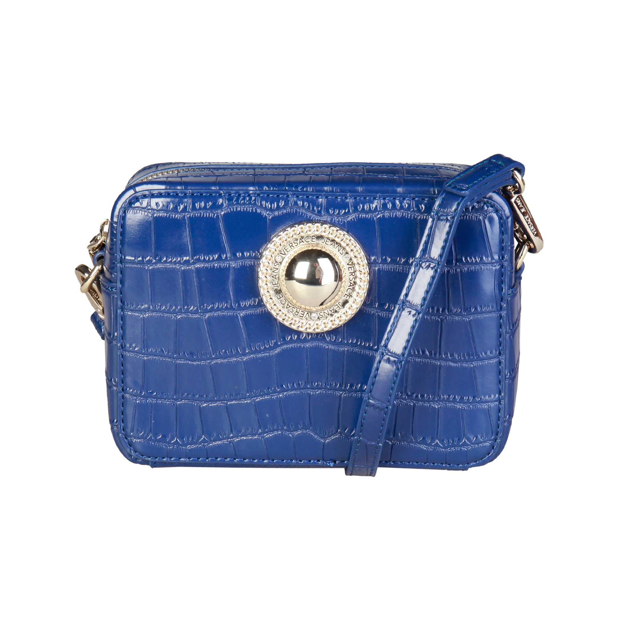ee5a4fda24 Versace Jeans Womens Crossbody Bags E1VQBBGB-75456 – Gifts Are Blue