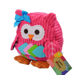 Toddler & Preschooler 3D Owl Backpack - Gifts Are Blue - 3