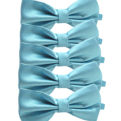 Bow Tie Packages for Wedding and Formal Events, Pre-Tied - Gifts Are Blue - 3