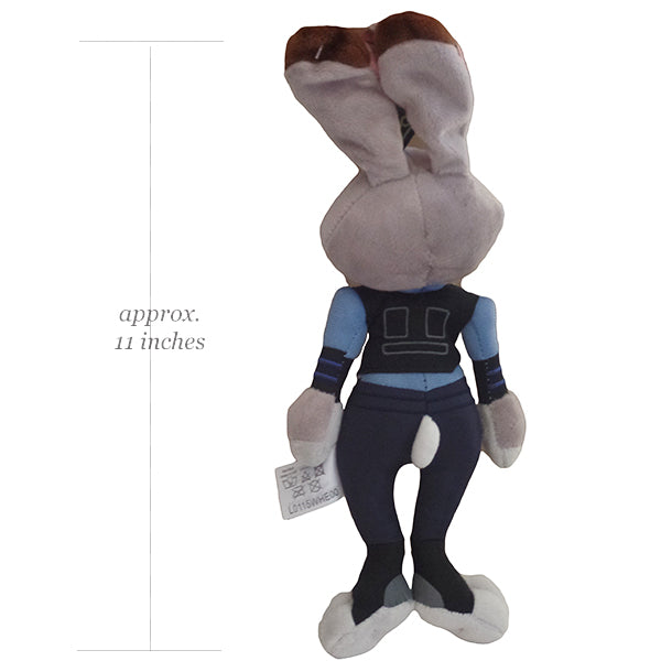 Zootopia Judy Hopps Medium Plush Toy - 11 In - Ages 3 and Up