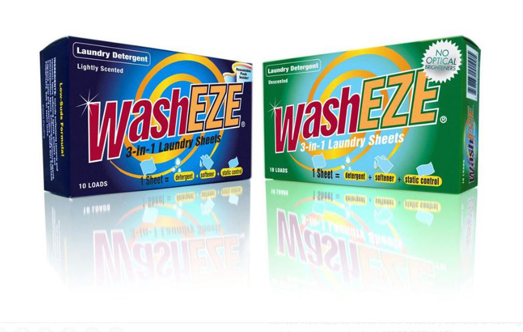 WashEZE 10-160 Loads-Unscented