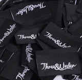 Create Your Own CUSTOM Woven Labels!