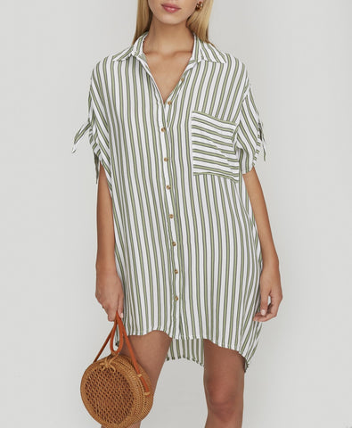 Almeria Shirt Dress - SOLD OUT