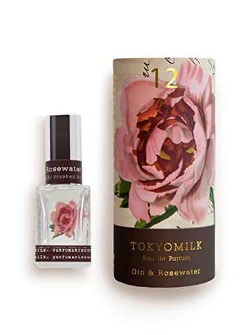 #12 - Gin and Rosewater Perfume