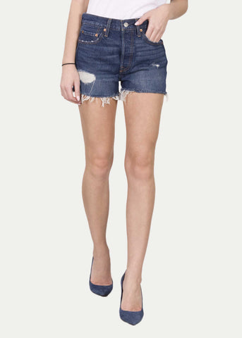 LEVI'S® 501® High Rise Short - Silverlake