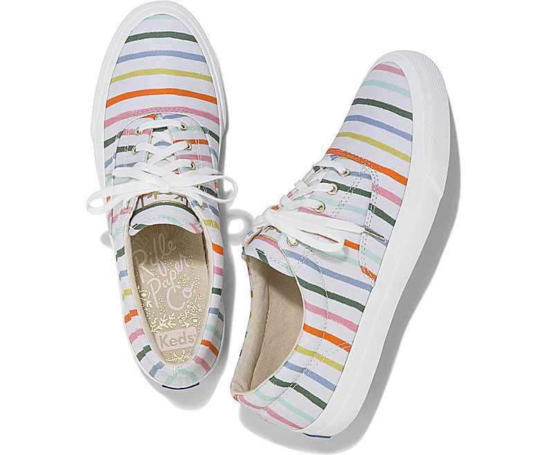 Keds- Anchor Happy Stripe SOLD OUT