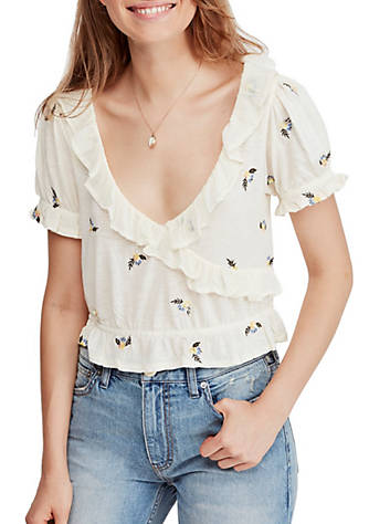 Full Bloom Top