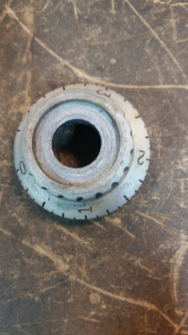 Drill stop depth gauge - used item