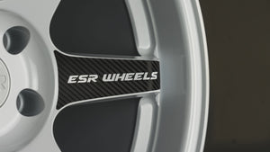 ESR 07 SPOKE DECALS