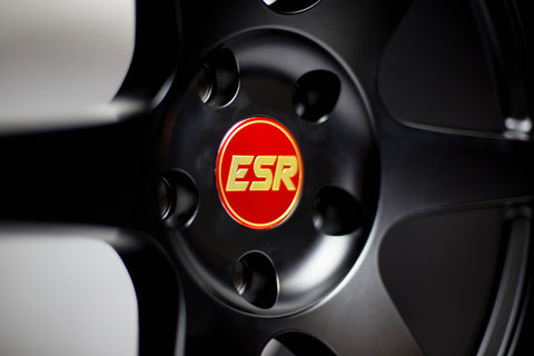ESR Wheel Upgraded Caps