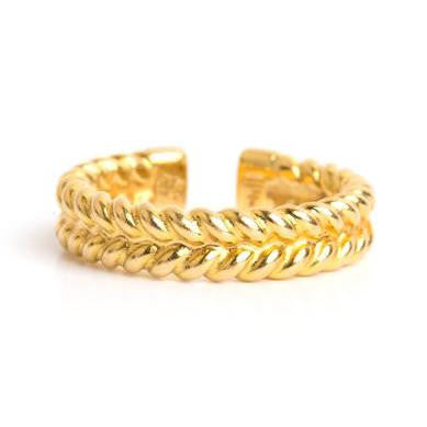 Lillian Ismail 18k Jadela Ring