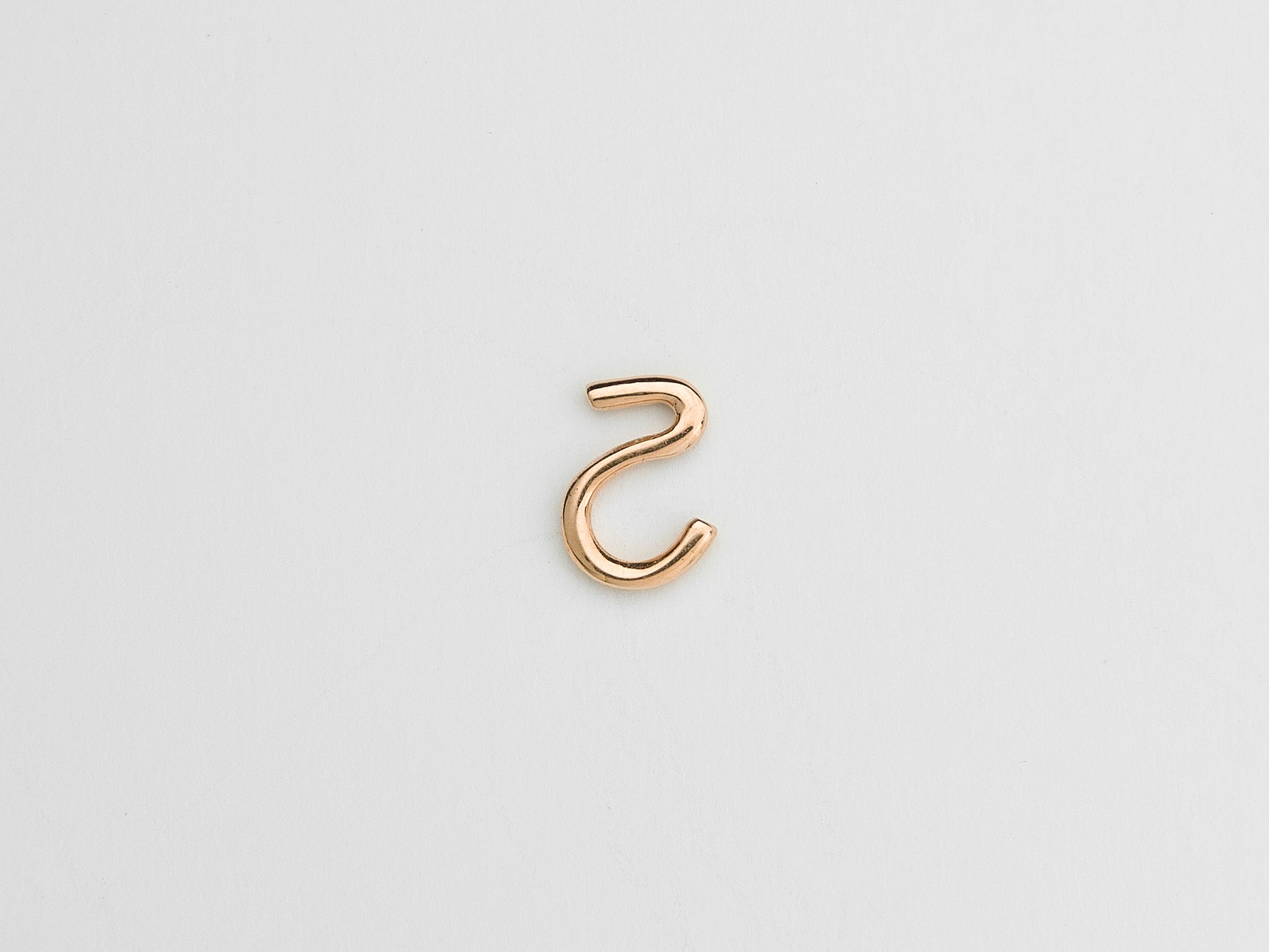 Majorel Single Letter Bracelet