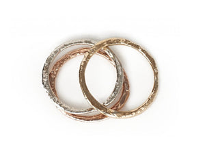 Stacking Skinny Ring