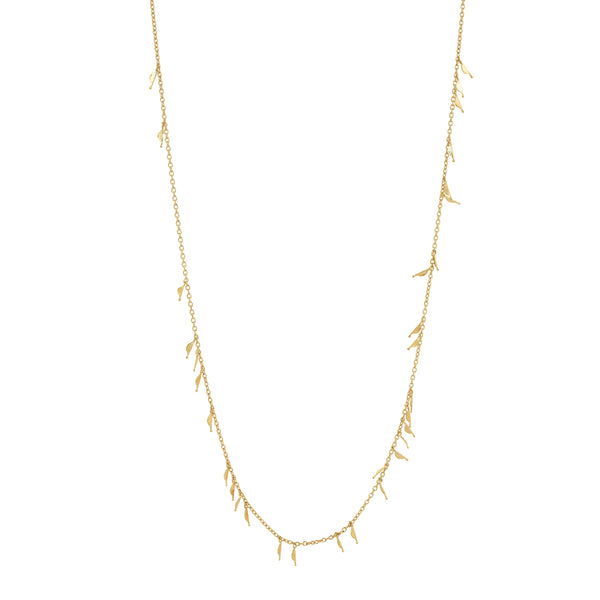 Kismet by Milka 14k Half Pomegranate Seed Necklace