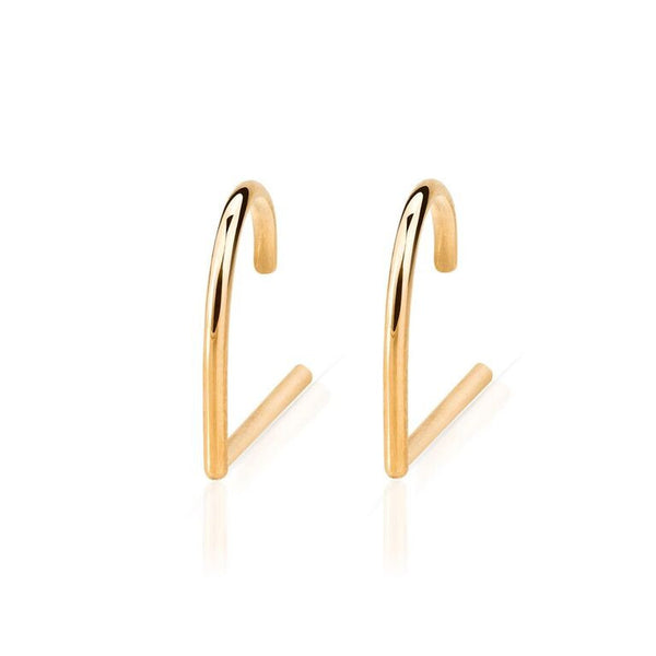 Smith + Mara 14k Suspender Earring