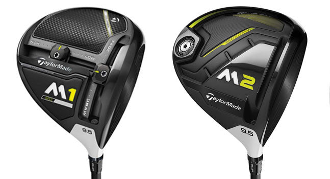 Taylormade 2017 M1 and M2 Driver Review