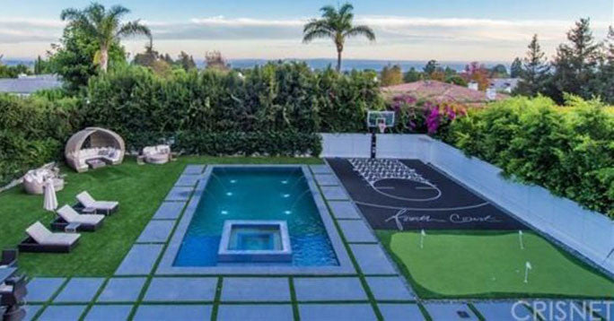 DeAndre Jordan's $12.4 Million Mansion for sale!