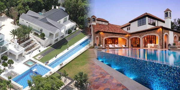 5 Ridiculous Homes Owned By Pro Golfers Golf Gods