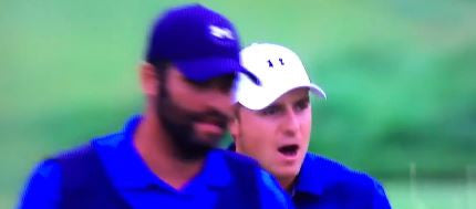 Jordan Spieth lets rip with frustrated rant!