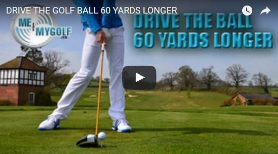 Drive the ball 60 yards longer!