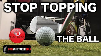 WATCH: How to stop topping the ball!