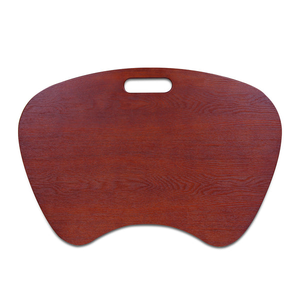 Windsor Laptop Lap Desk Cherry Wood Veneer Finish