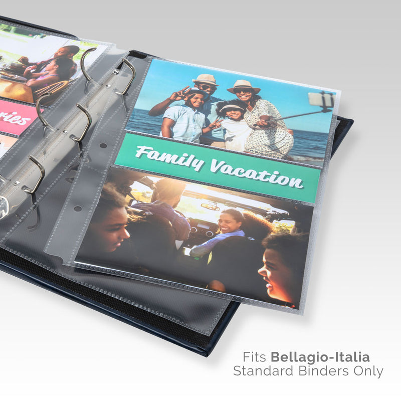 "4"" x 6"" Photo Insert Sheets"