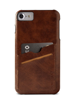 Leather iPhone Case - Fits iPhone 6, 6s, and 7