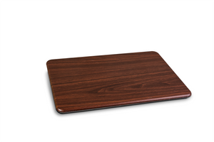 Wood-Grain Lap Desk MINI with Canvas Cushion - NEW ITEM