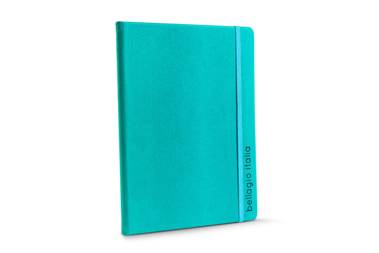 Premium Bound 50 Page Notebook- Teal