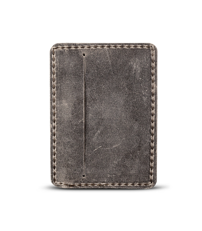 Full Grain Leather Single Pocket Wallet