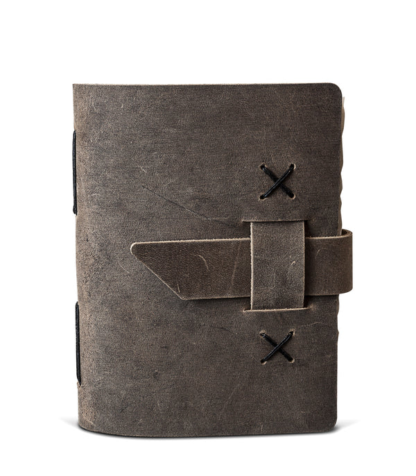 Full Grain Authentic Leather 50 Page Journal