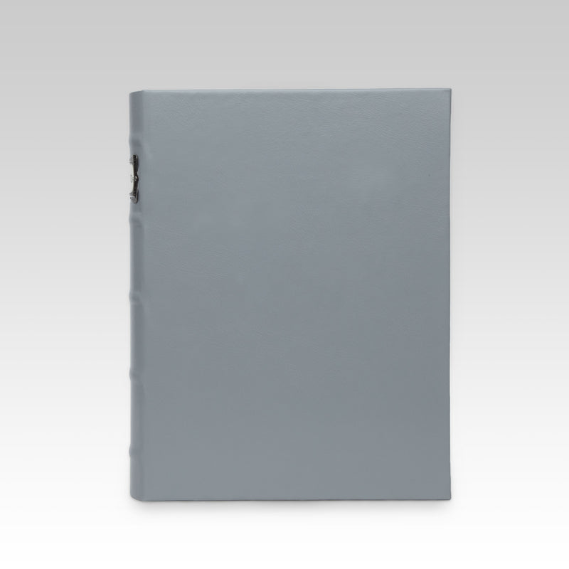Bellagio-Italia Full Gray DVD Binder-3-Pack