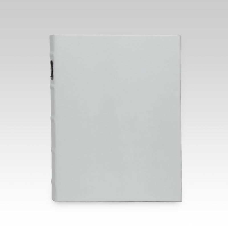 Bellagio-Italia Full White DVD Binder-Single