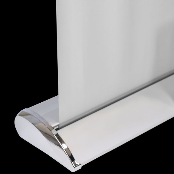 Retractable Banner - Deluxe banner Base - Fabric
