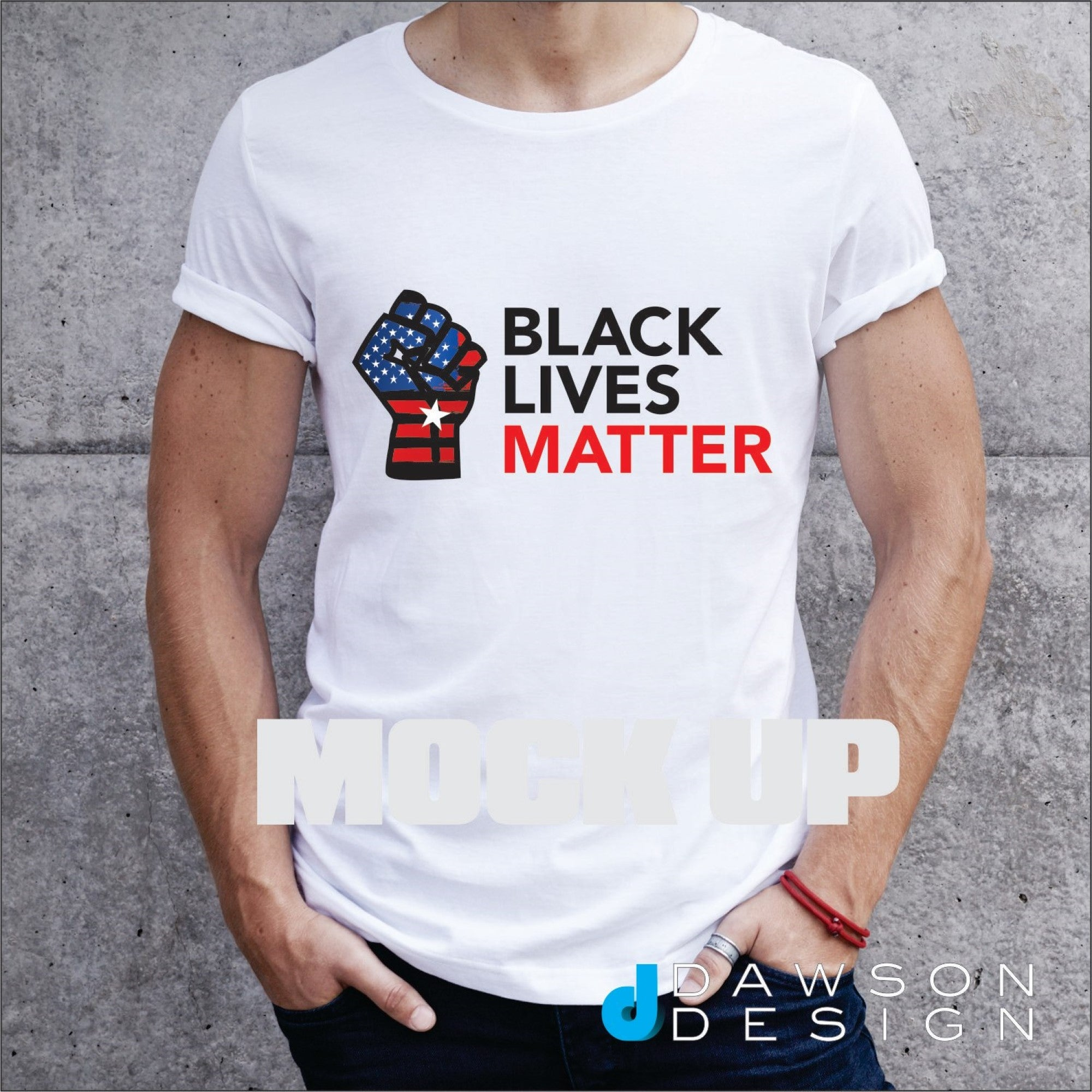 Free Shipping - Black Lives Matter T-Shirt - BUY 3 get 1 FREE