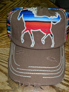 Urban Design Cap - Painted Pony