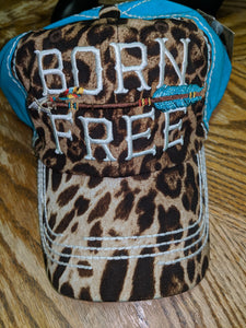 Urban Design Cap - Born Free