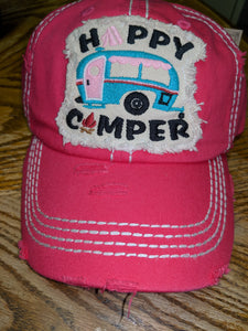 Urban Design Cap - Happy Camper