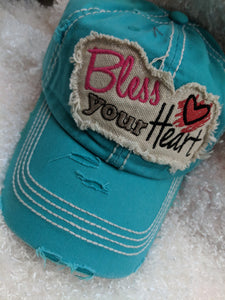 Urban Design Cap - Bless Your Heart