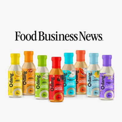 Food Business News - O'dang Debuts New Dressings