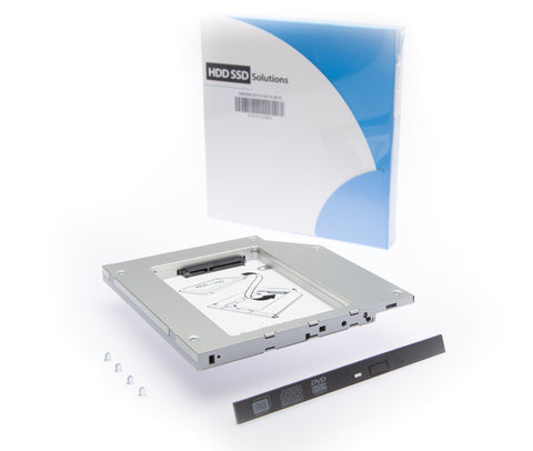 2nd HDD / SSD Caddy for Dell Inspiron 15 and 17 5000 Series