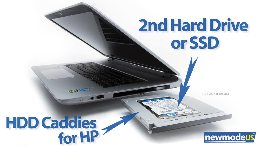 HDD Caddies for HP
